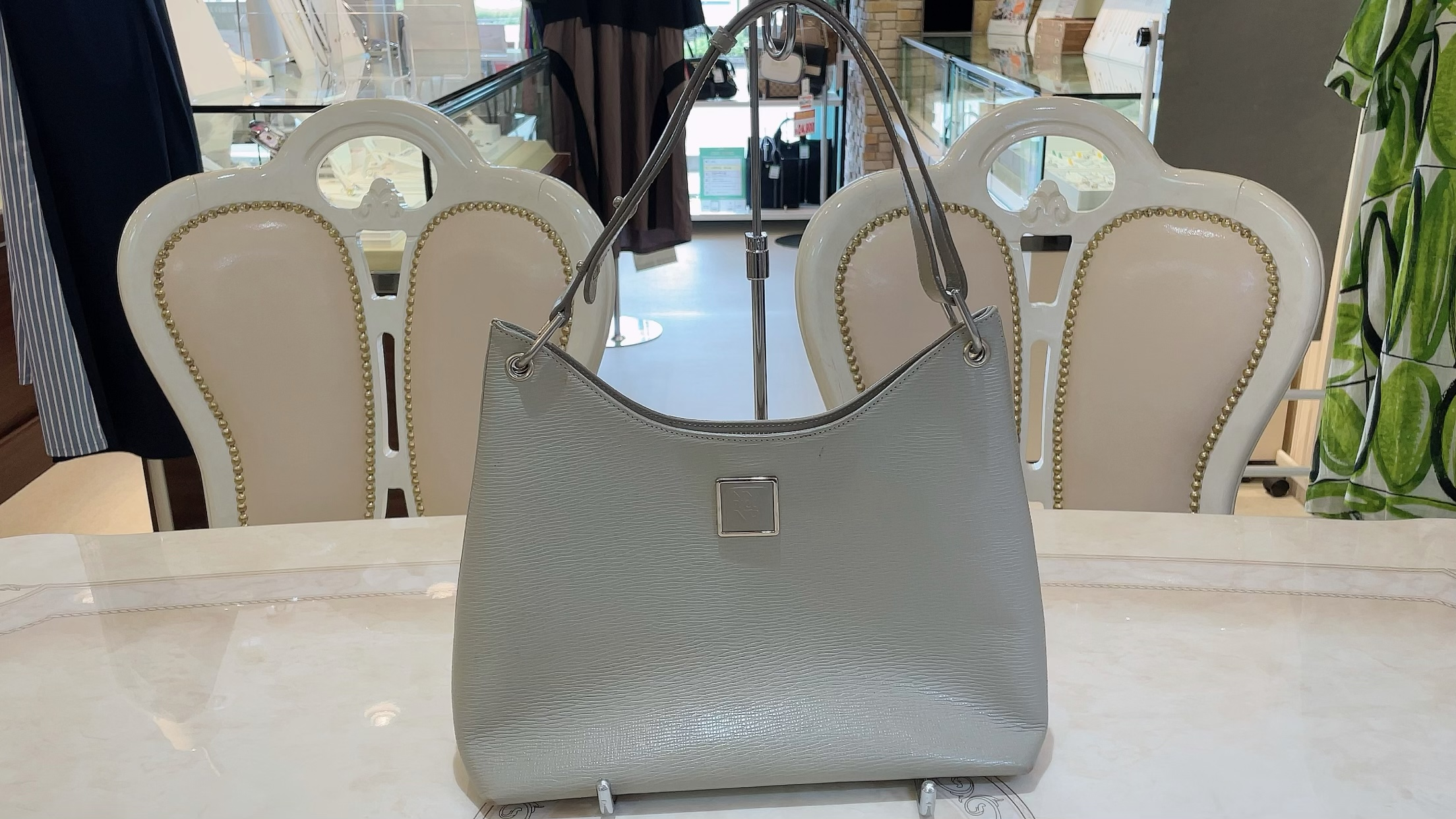 【買取速報】ブランドバッグ、NINA RICCI-2021-06-06