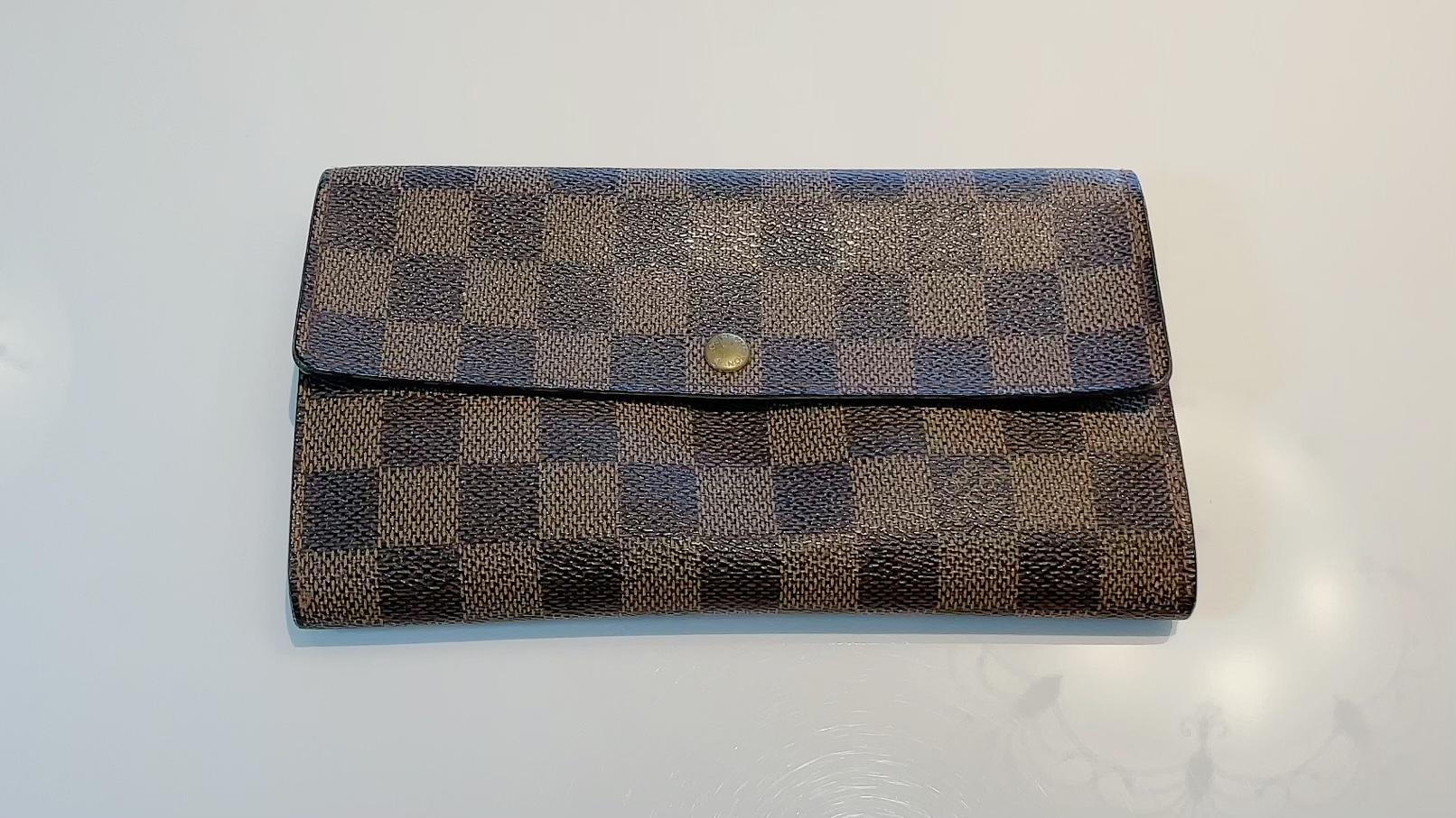 【買取速報】ブランド財布、LOUIS VUITTON-2021-06-09