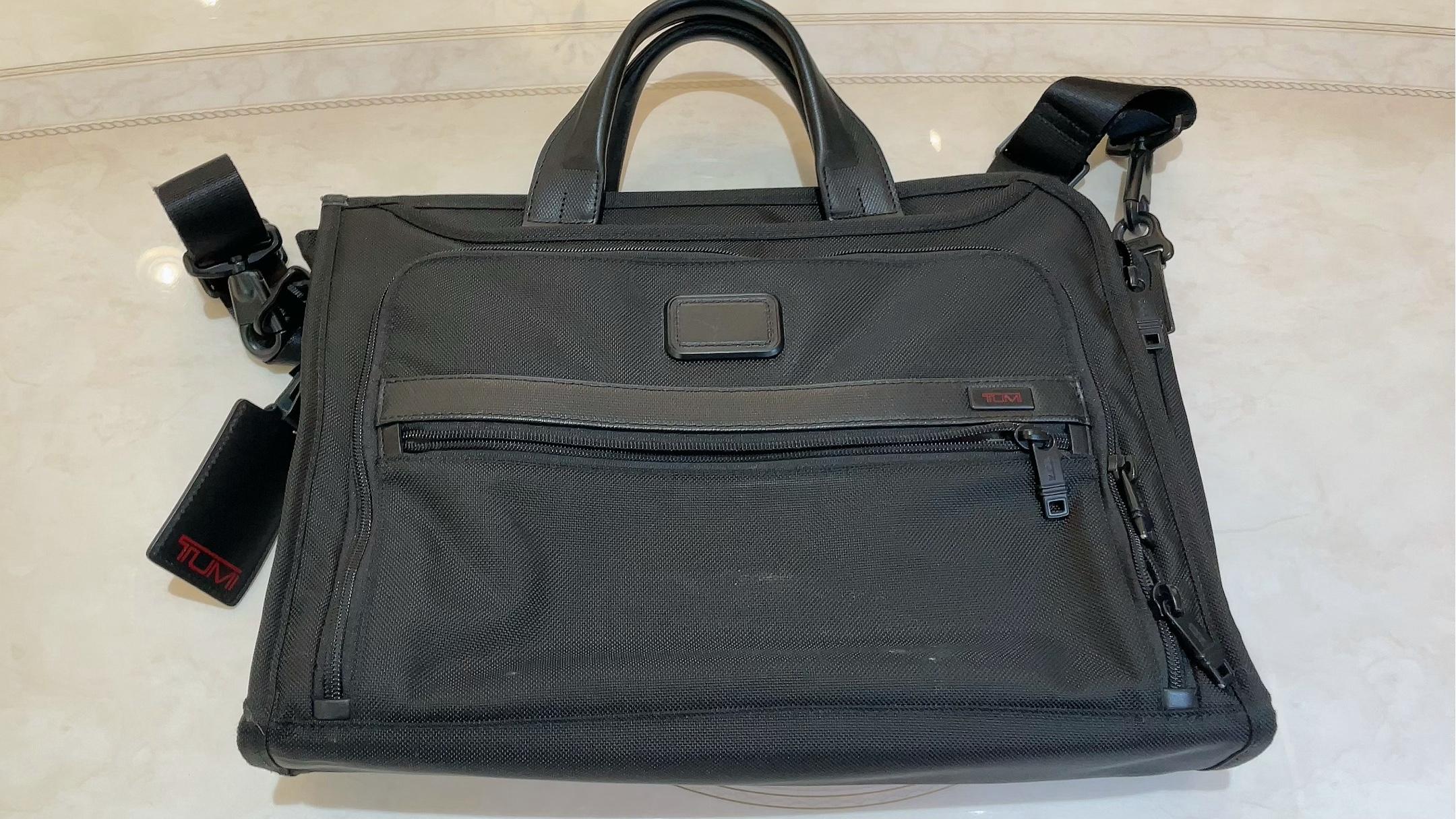 【買取速報】ブランドバッグ、TUMI-2021-06-06