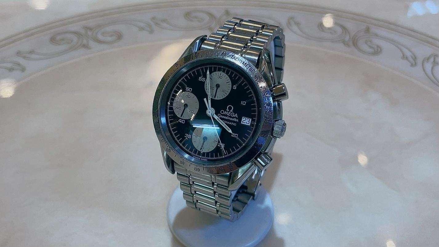 【買取速報】腕時計、ステンレス、OMEGA-2021-06-23