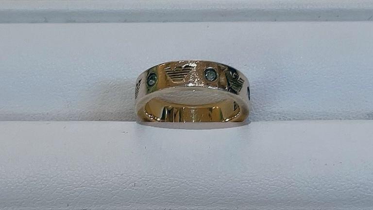 【買取速報】指輪、SV925、EMPORIO ARMANI-2021-06-30