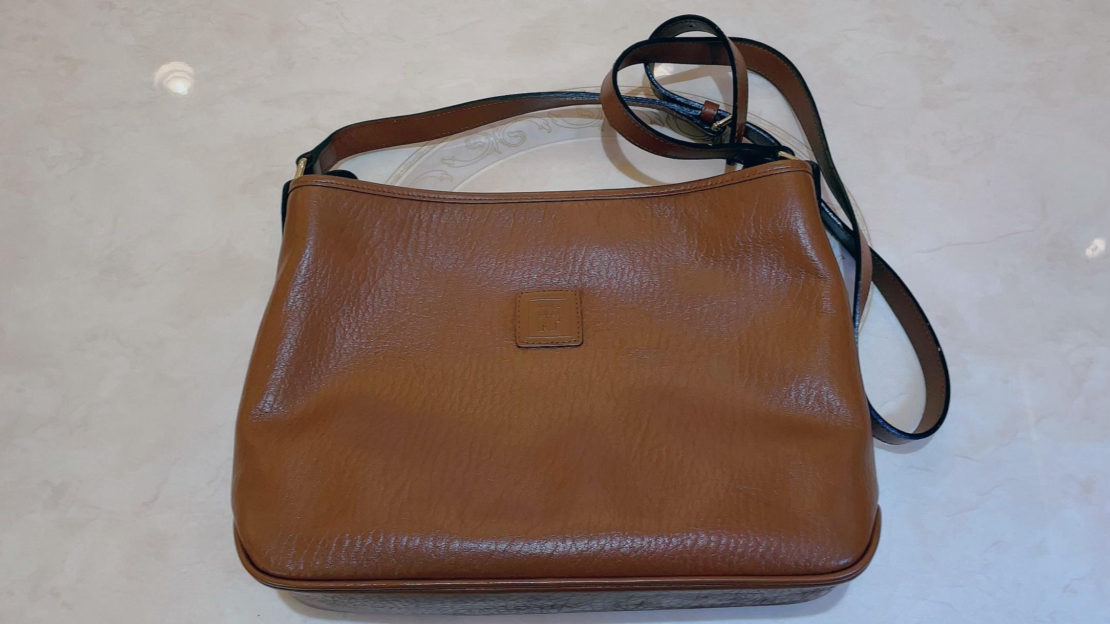 【買取速報】ブランドバッグ、NINA RICCI-2021-07-01