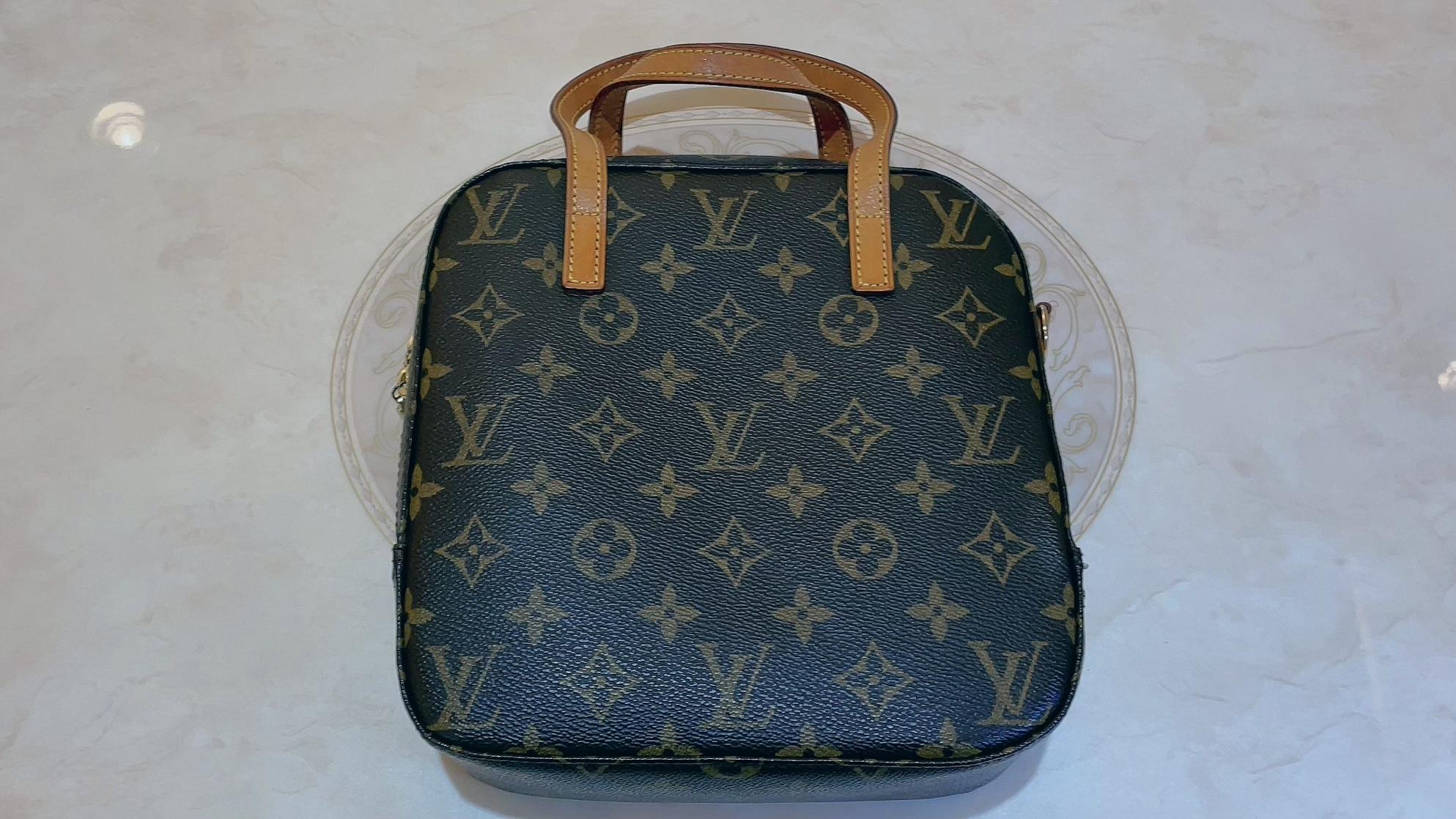 【買取速報】ブランドバッグ、LOUIS VUITTON-2021-07-01