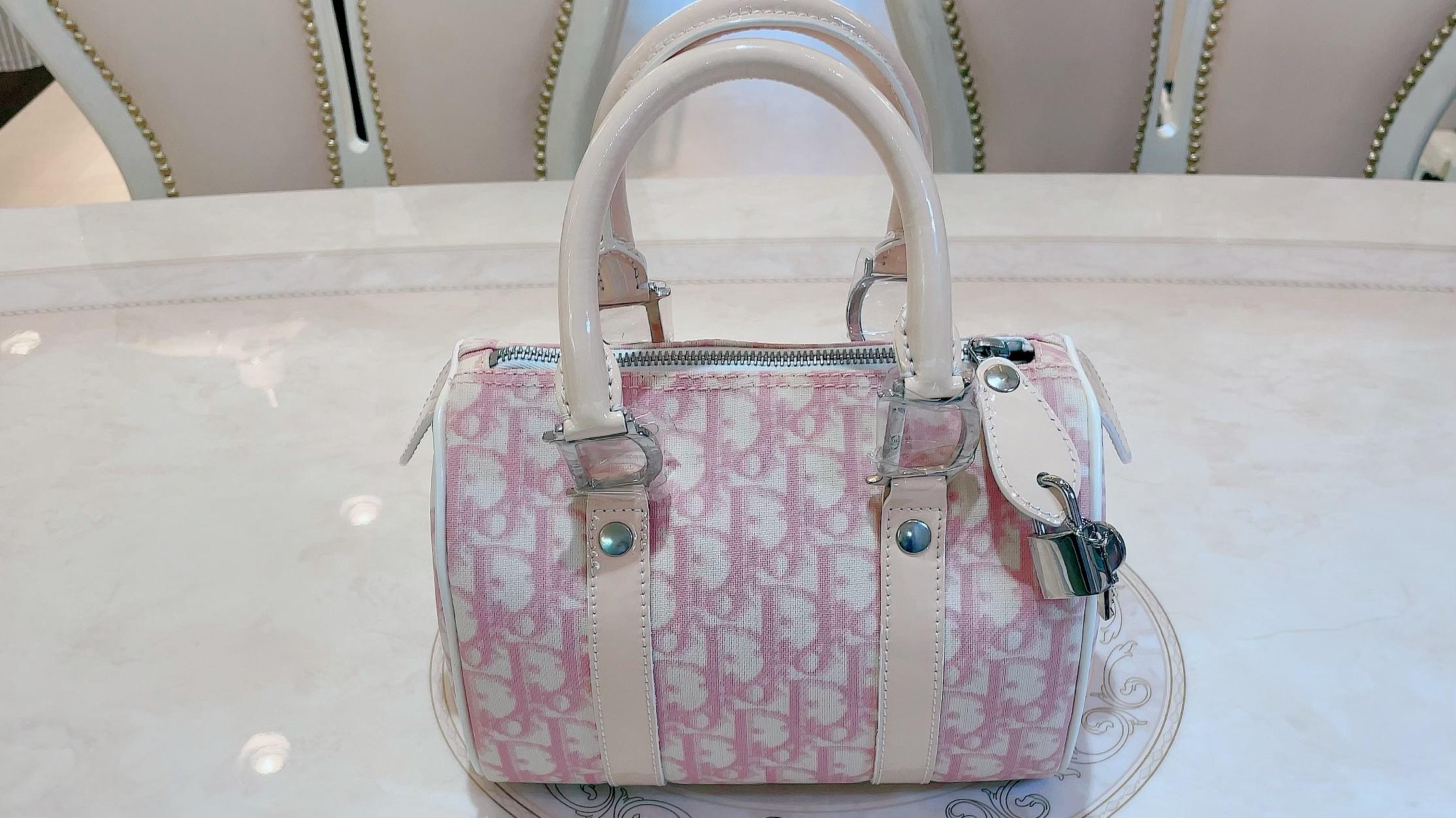 【買取速報】ブランドバッグ、Christian Dior-2021-07-22