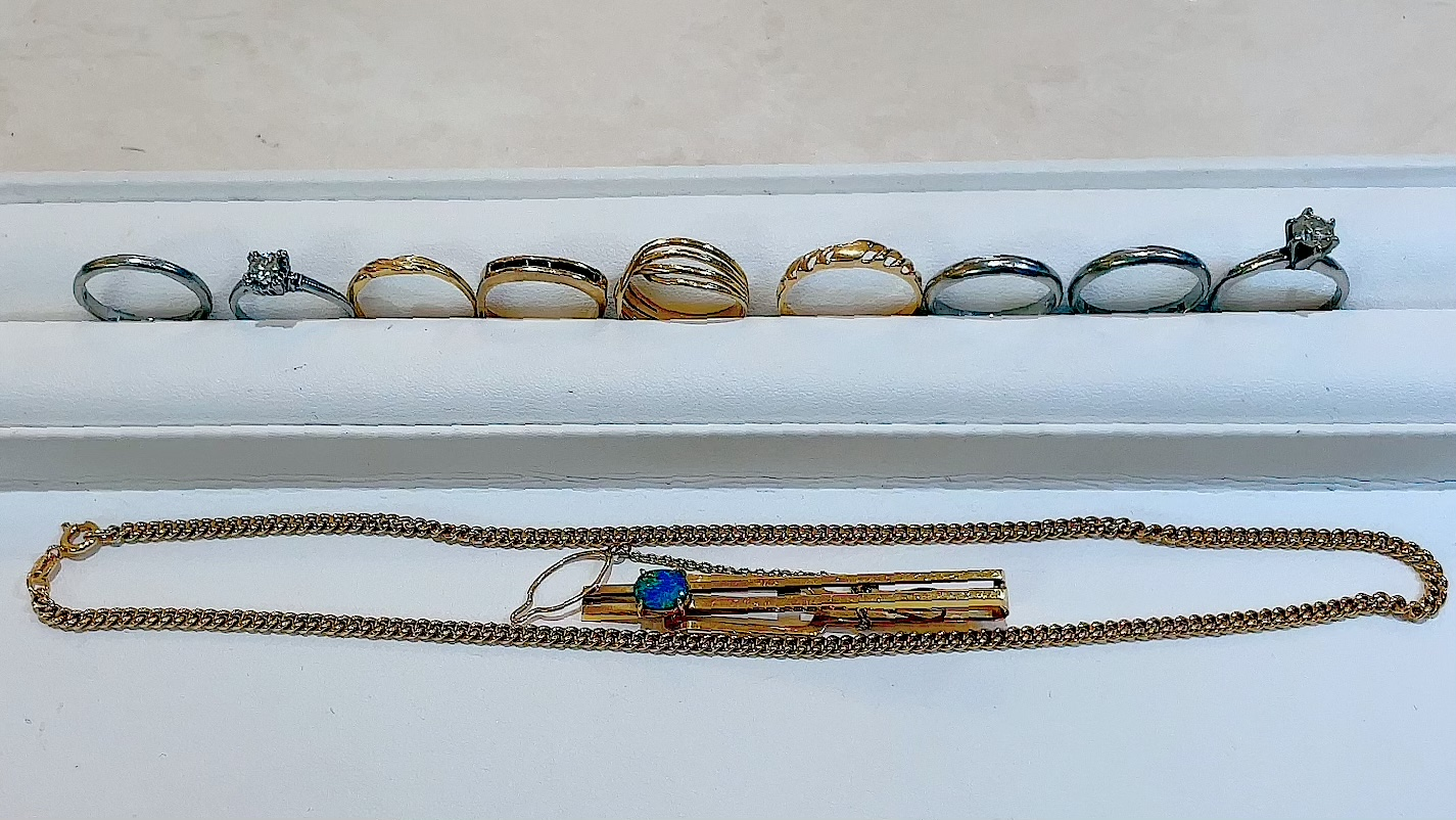 【買取速報】ダイヤモンド、タイピン、ネックレス、婚約指輪・エンゲージリング、指輪、結婚指輪・-2021-07-22