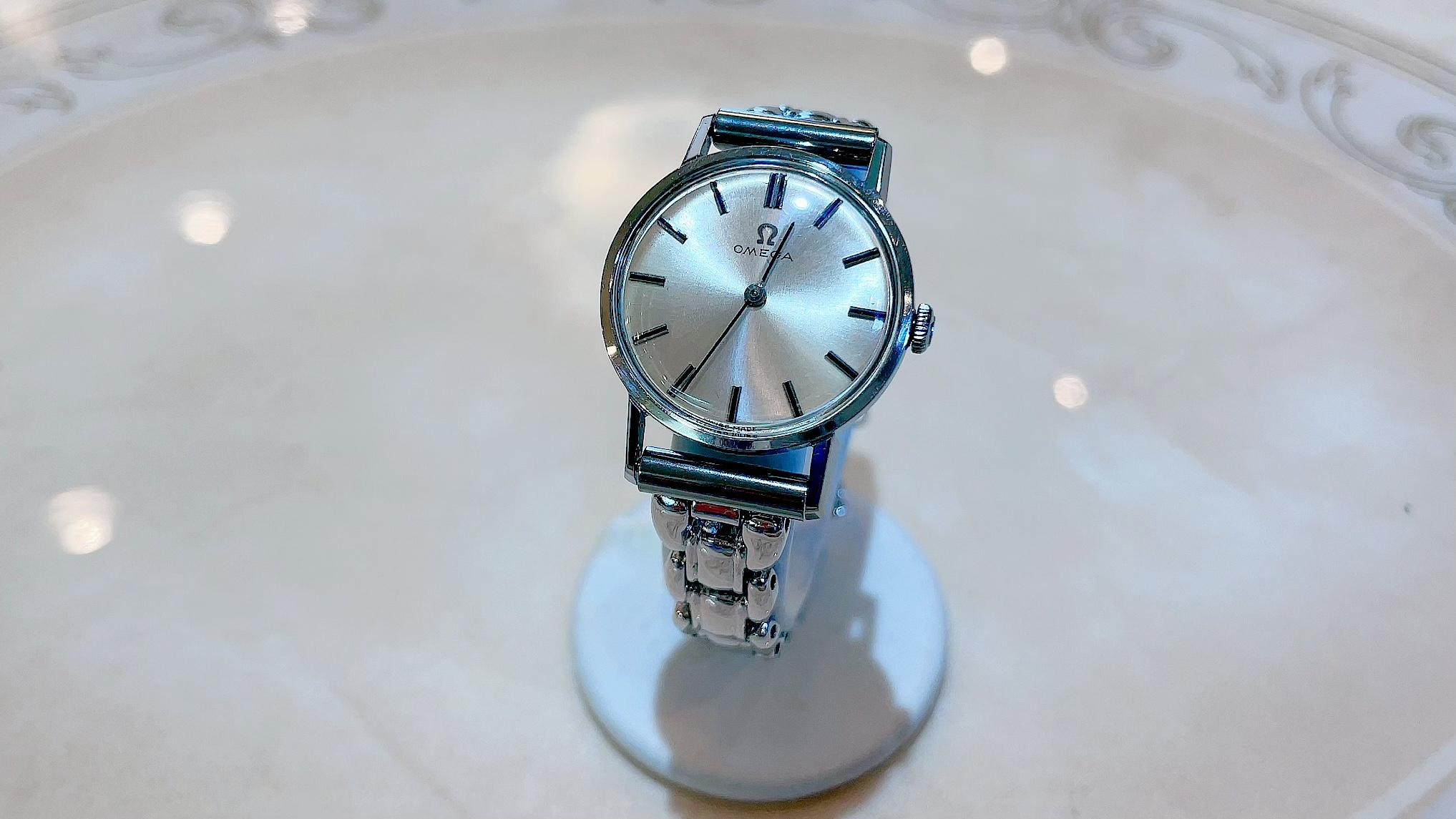 【買取速報】腕時計、ステンレス、OMEGA-2021-07-22