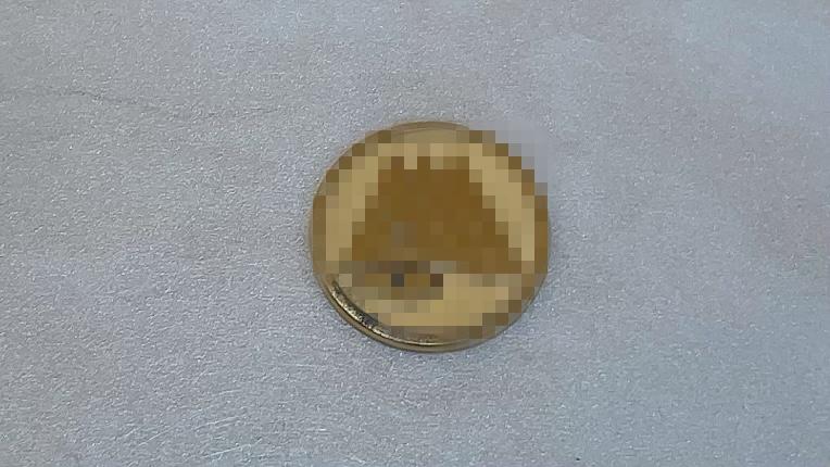 【買取速報】コイン、K24YG-2021-07-03