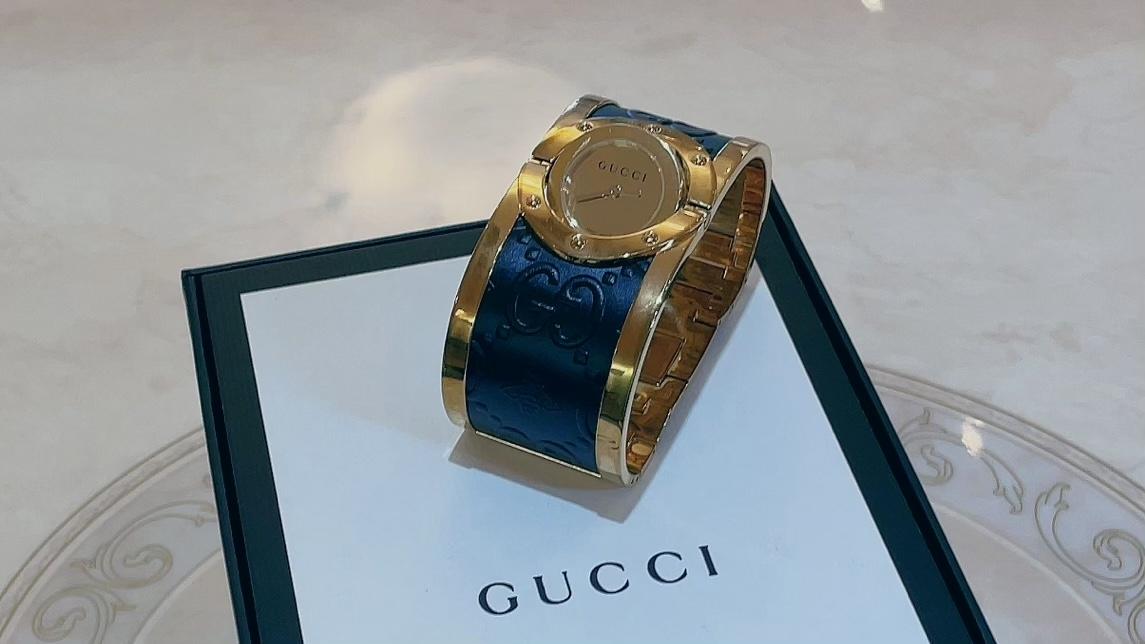 【買取速報】腕時計、GUCCI-2021-08-26