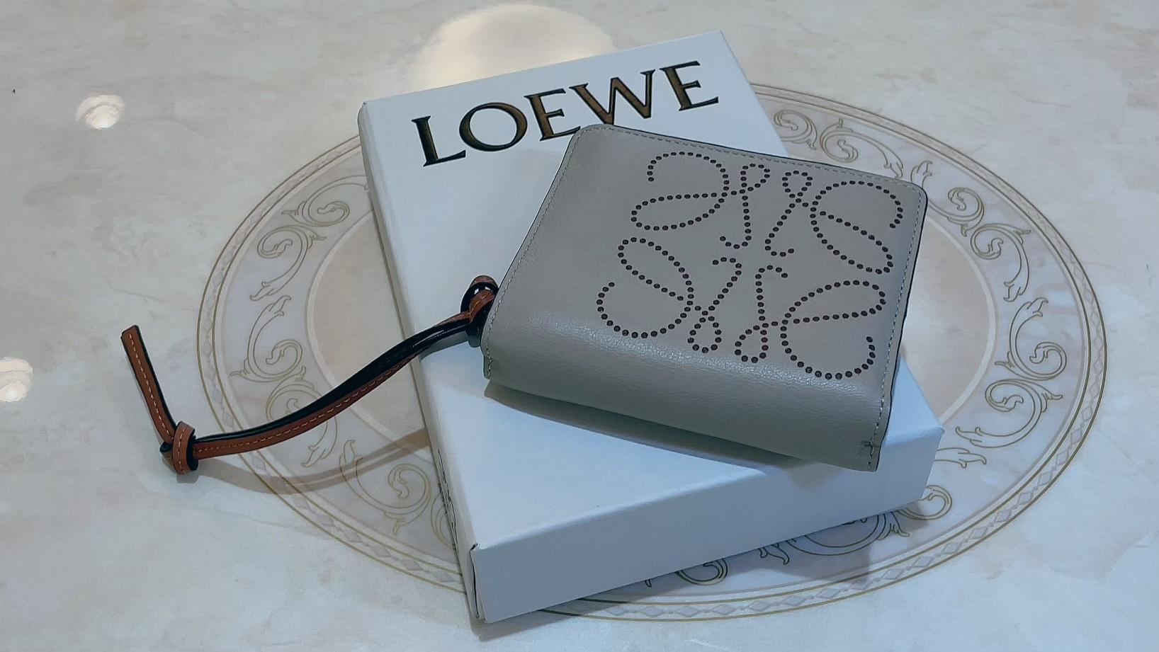 【買取速報】ブランド財布、LOEWE-2021-08-25