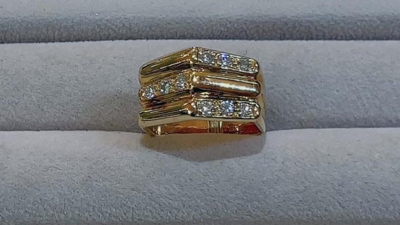【買取速報】ダイヤモンド、指輪、750、Christian Dior-2021-08-06
