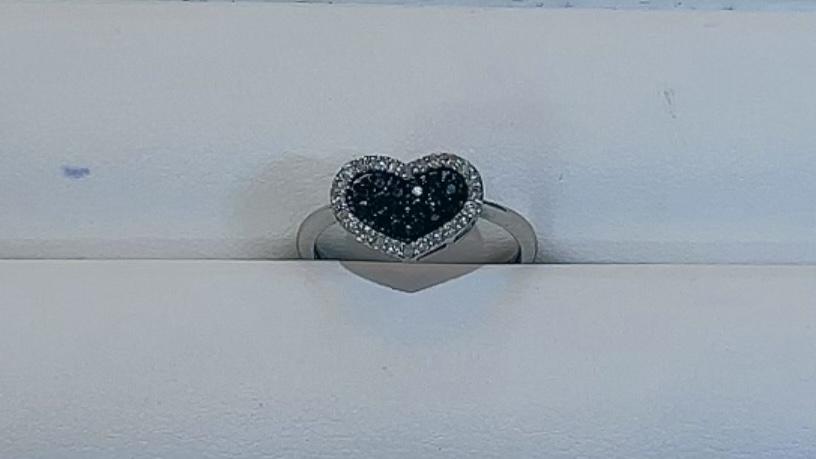 【買取速報】ダイヤモンド、ブラックダイヤ、指輪、K18WG-2021-08-07