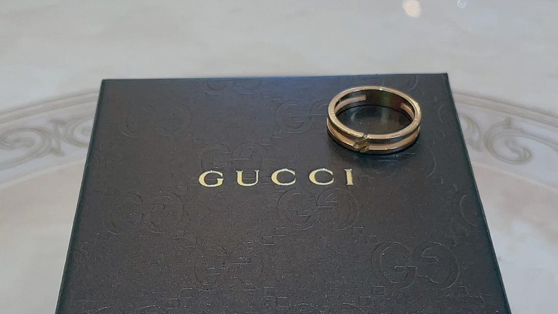 【買取速報】指輪、750、GUCCI-2021-08-26