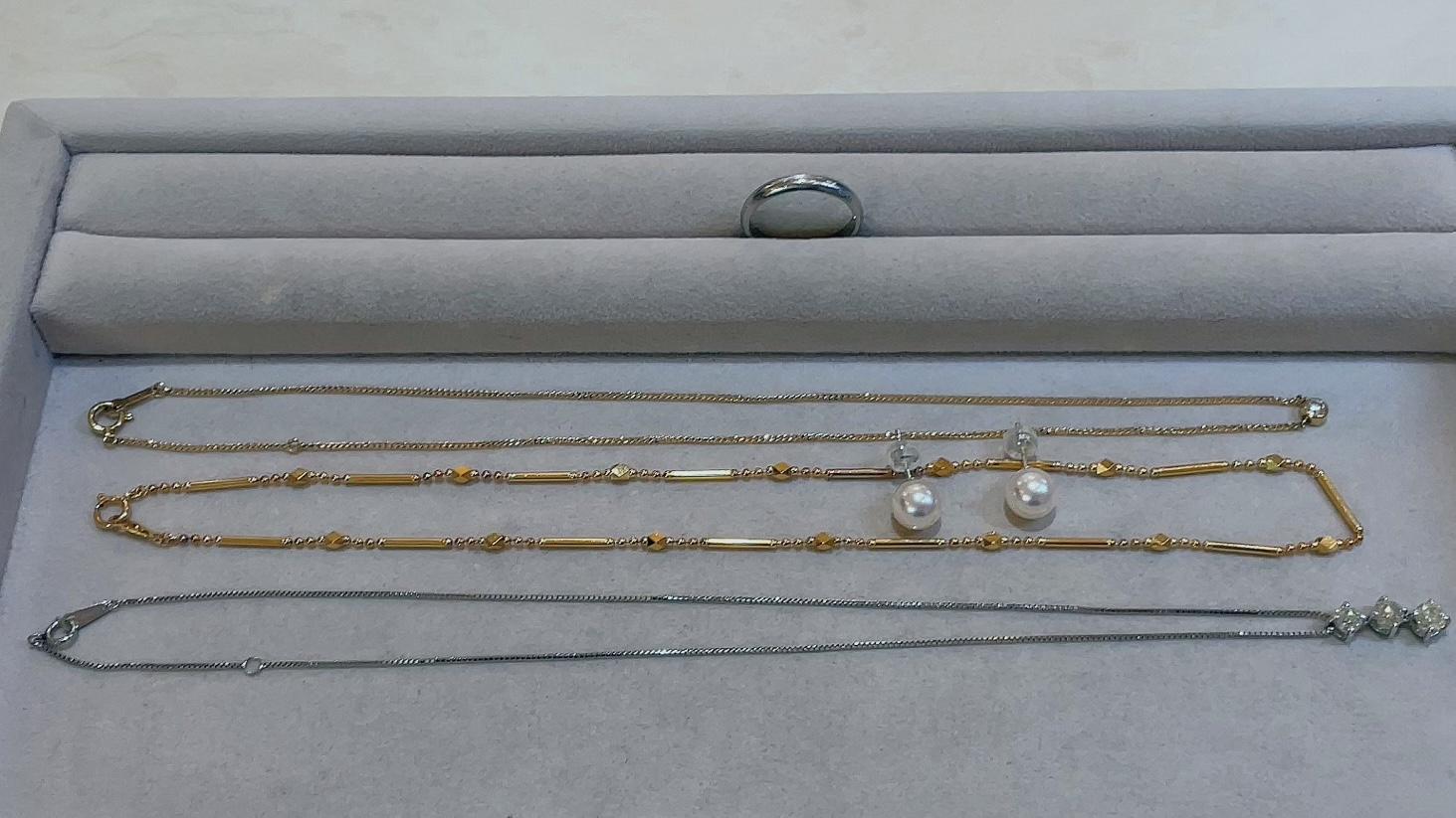 【買取速報】ダイヤモンド、パール、ネックレス、ピアス・イヤリング、ペンダント、指輪、結婚指輪-2021-08-06