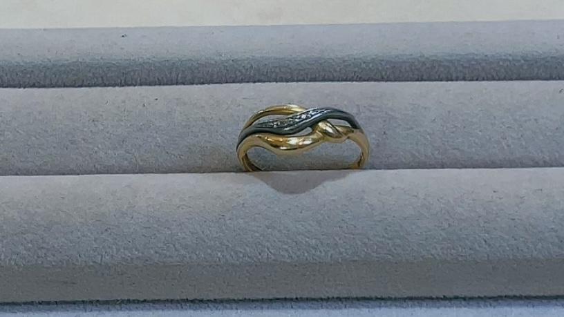 【買取速報】ダイヤモンド、指輪、K18YG、PT900-2021-08-01