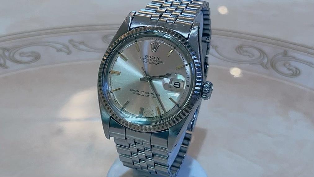 【買取速報】腕時計、WG、ステンレス、ROLEX-2021-08-27