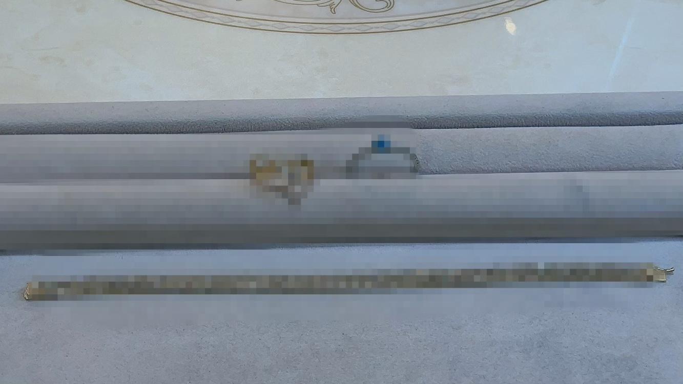 【買取速報】ダイヤモンド、ブルージルコン、ブレスレット、指輪、K18YG、PT900-2021-08-20
