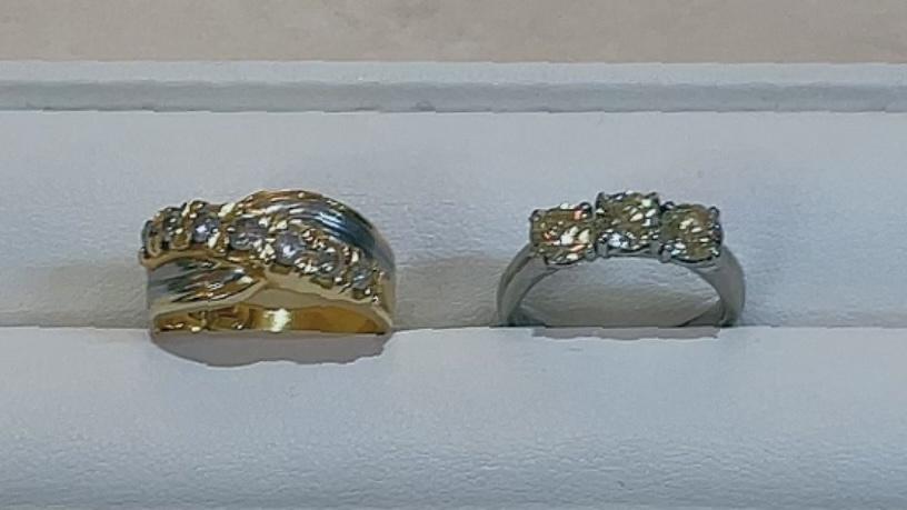 【買取速報】ダイヤモンド、指輪、K18YG、PT850、PT900-2021-08-19
