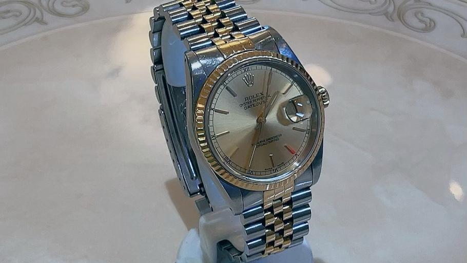 【買取速報】腕時計、K18YG、ステンレス、ROLEX-2021-08-10