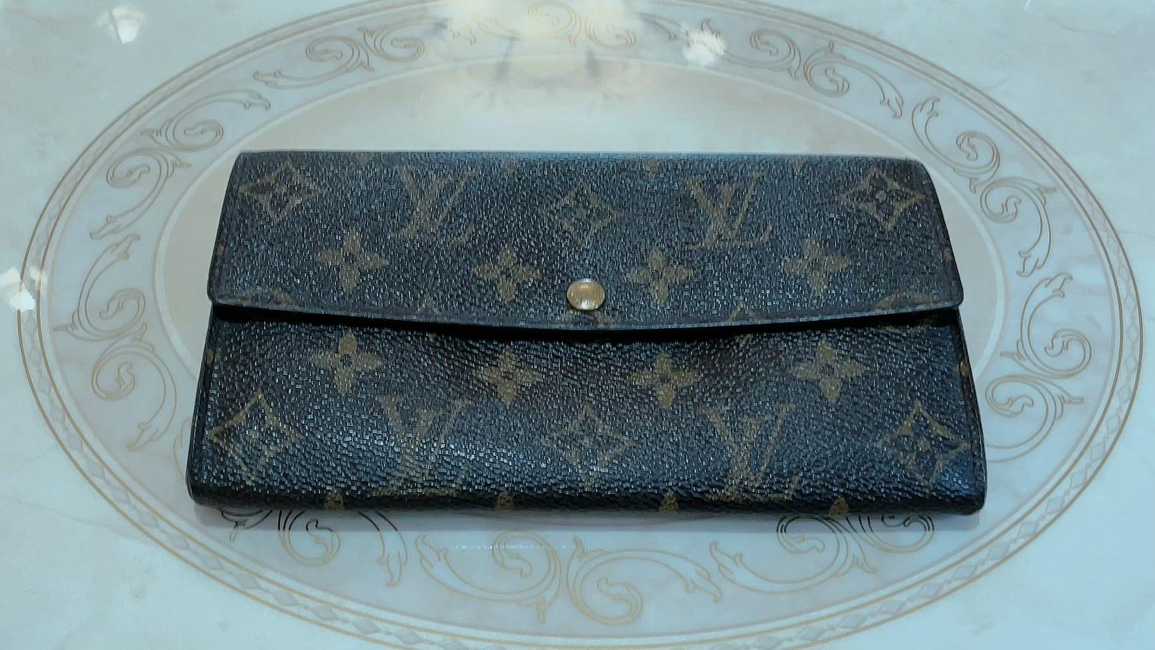 【買取速報】ブランド財布、LOUIS VUITTON-2021-09-04