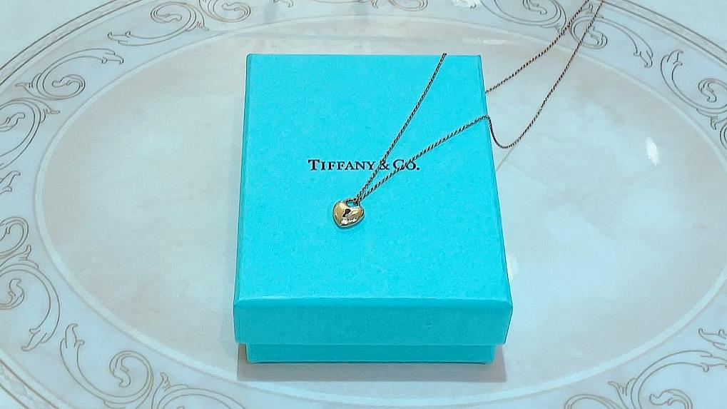 【買取速報】ペンダント、750、Tiffany & Co.-2021-09-30
