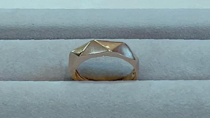 【買取速報】指輪、K18YG-2021-09-28