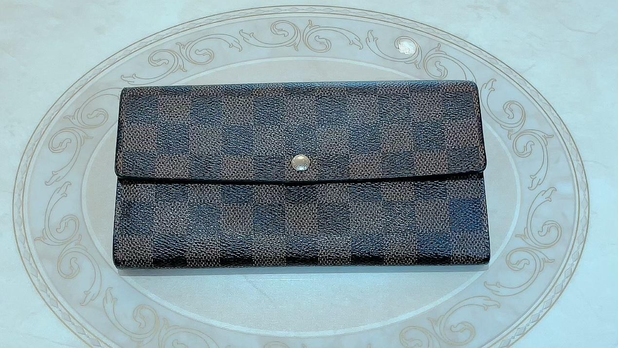 【買取速報】ブランド財布、LOUIS VUITTON-2021-09-10
