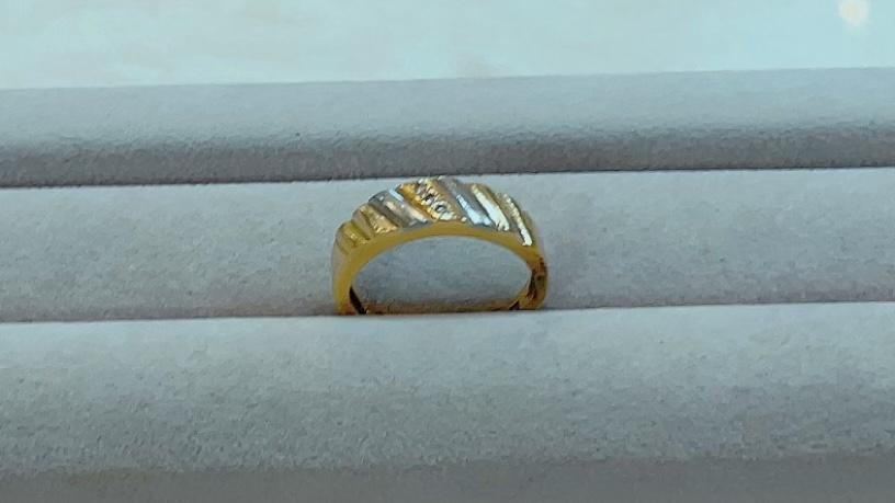 【買取速報】ダイヤモンド、指輪、K18YG、PT900-2021-09-02