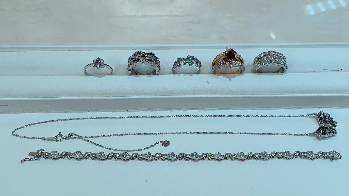 【買取速報】アメジスト、アレキサンドライト、ダイヤモンド、トルマリン、パライバトルマリン、パ-2021-09-21