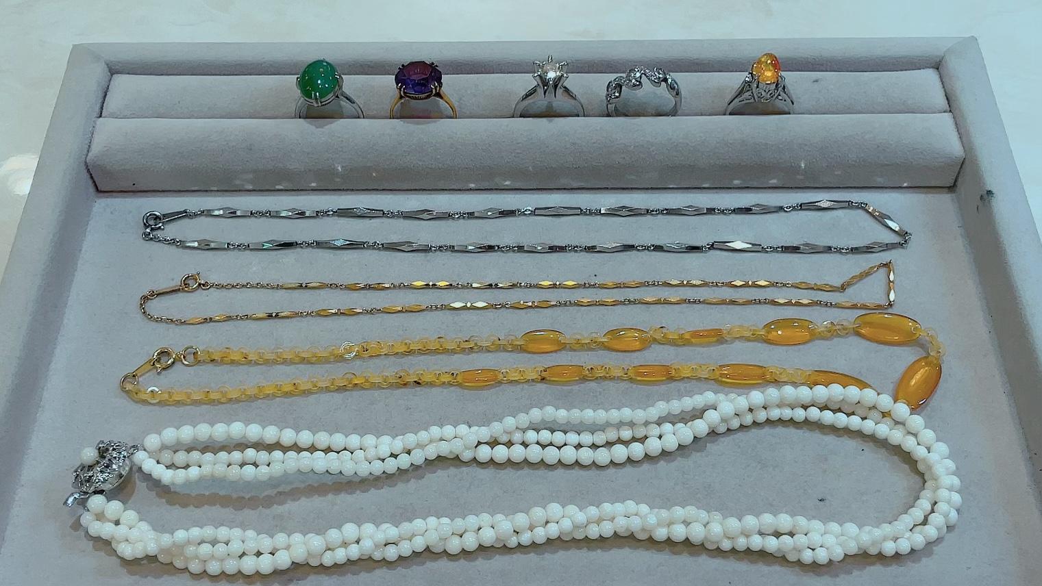 【買取速報】べっ甲、アメジスト、オパール、ダイヤモンド、メキシコオパール、珊瑚(コーラル)、-2021-09-24