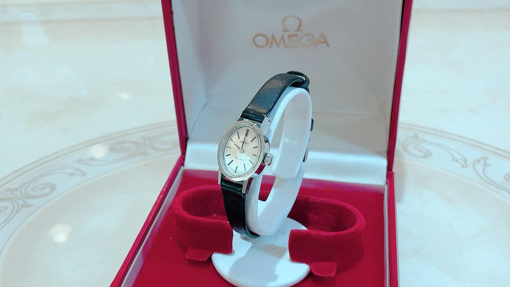 【買取速報】腕時計、ステンレス、OMEGA-2021-09-05