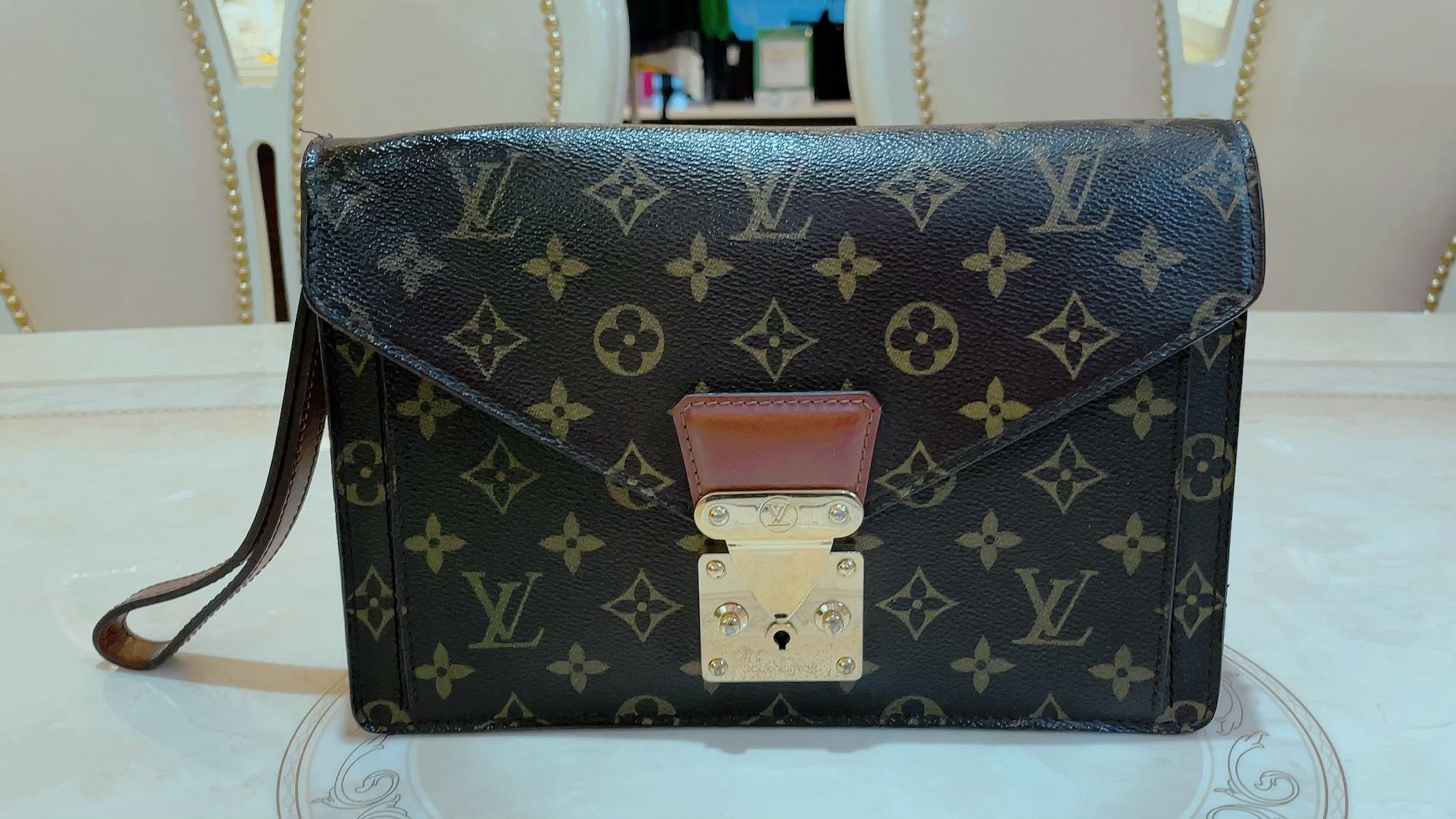 【買取速報】ブランドバッグ、LOUIS VUITTON-2021-09-05