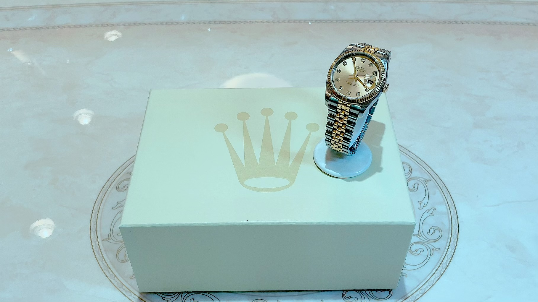 【買取速報】ダイヤモンド、腕時計、750、ステンレス、ROLEX-2021-09-05