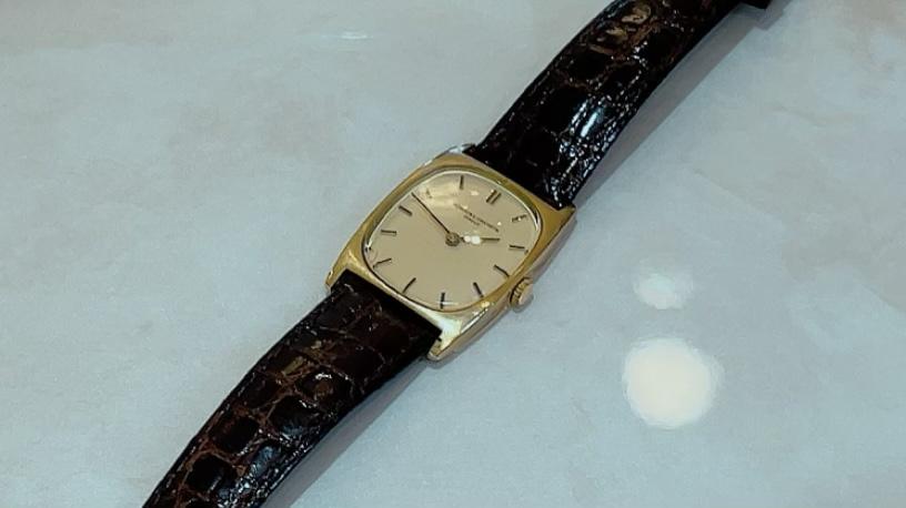 【買取速報】腕時計、750、VACHERON&CONSTANTIN-2021-10-06