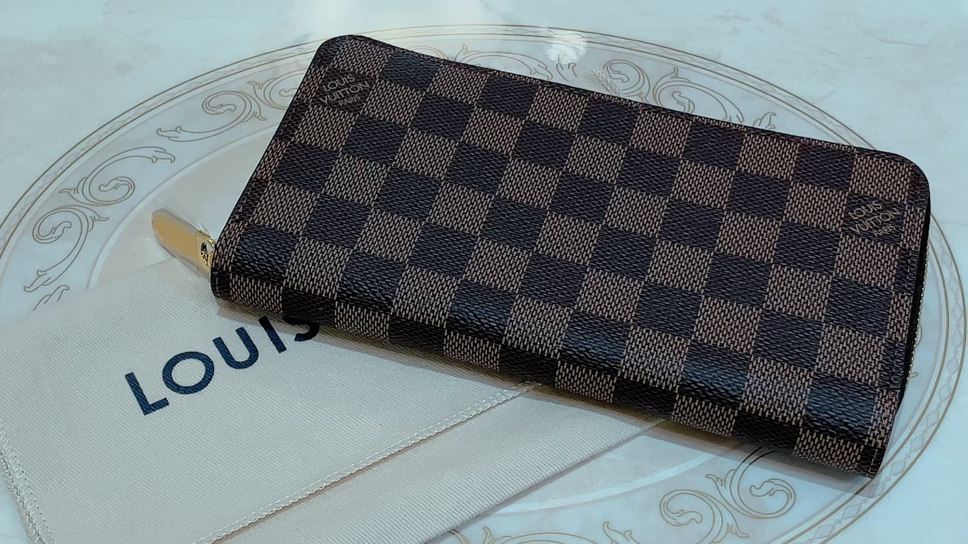 【買取速報】ブランド財布、LOUIS VUITTON-2021-10-06