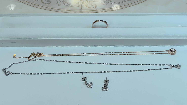 【買取速報】ダイヤモンド、ピアス・イヤリング、ペンダント、指輪、AZ950、K18YG、PT850、PT900、-2021-10-08