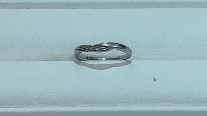 【買取速報】ダイヤモンド、指輪、結婚指輪・マリッジリング、PT950-2021-10-01