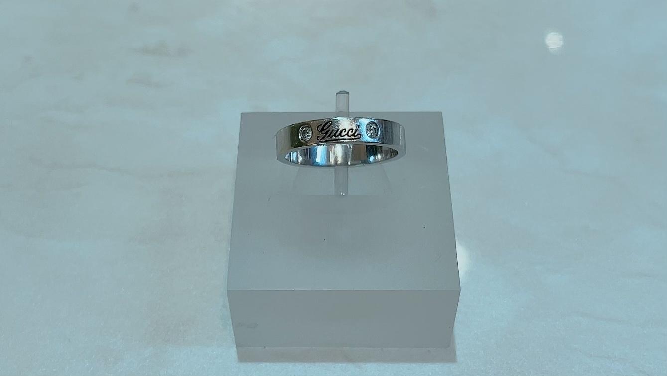 【買取速報】ダイヤモンド、指輪、750、GUCCI-2021-10-05